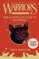 Bramblestar's Storm (Warriors: Super Edition, #7)