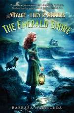 The Emerald Shore (The Voyage of Lucy P. Simmons, #3)