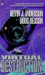 Virtual Destruction (Craig Kreident, #1)