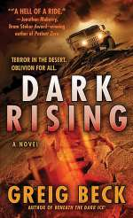 Dark Rising (Alex Hunter, #2)