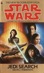 Jedi Search (Star Wars: The Jedi Academy, #1)