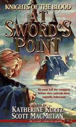 At Sword's Point (Knights of the Blood, #2)