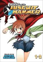 Lucifer and the Biscuit Hammer: Volumes 1-2 (Lucifer and the Biscuit Hammer, #1)
