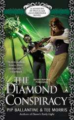 The Diamond Conspiracy (A Ministry of Peculiar Occurrences, #4)