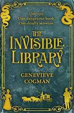 The Invisible Library (The Invisible Library, #1)