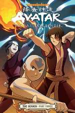 Avatar: The Last Airbender - The Search: Part Three (Avatar: The Last Airbender - The Search, #3)