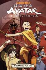 Avatar: The Last Airbender: The Promise - Part Two (Avatar: The Last Airbender - The Promise, #2)