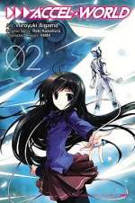 Accel World: Volume 2 (Accel World (graphic novels) #2)