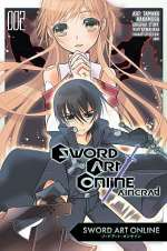 Sword Art Online: Aincrad, Volume 2 (Sword Art Online: Aincrad (graphic novels), #2)