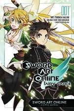 Sword Art Online: Fairy Dance, Volume 1 (Sword Art Online: Fairy Dance (graphic novels), #1)
