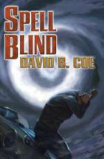 Spell Blind (The Case Files of Justis Fearsson, #1)