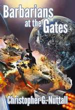 Barbarians at the Gates (The Decline and Fall of the Galactic Empire, #1)