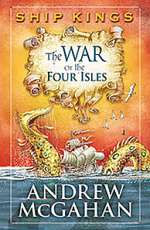 The War of the Four Isles (Ship Kings, #3)