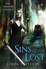 Sins of the Lost (The Grigori Legacy, #3)