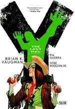 Y: The Last Man - The Deluxe Edition, Volume Three (Y: The Last Man (Deluxe Edition), #3)