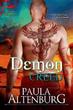The Demon Creed (Demon Outlaws, #3)