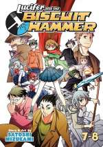 Lucifer and the Biscuit Hammer: Volumes 7-8 (Lucifer and the Biscuit Hammer, #4)