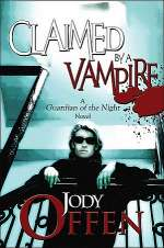 Claimed by a Vampire (Guardian of the Vampire, #3)