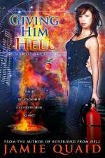 Giving Him Hell (The Saturn's Daughter Series, #3)