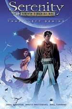 Those Left Behind (Serenity, #1)