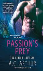 Passion's Prey (The Shadow Shifters, #3)