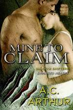Mine to Claim (The Shadow Shifters: Damaged Hearts, #1)