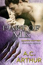 Part of Me (The Shadow Shifters: Damaged Hearts, #2)