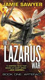Artefact (The Lazarus War, #1)
