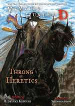 Throng of Heretics (Vampire Hunter D, #24)