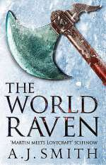 The World Raven (The Long War, #4)