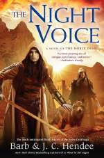 The Night Voice (The Noble Dead, #14)