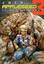 Appleseed 3: The Scales of Prometheus (Appleseed, #3)