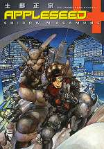 Appleseed 4: The Promethean Balance (Appleseed, #4)