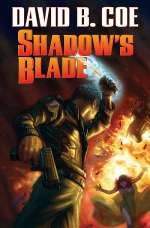 Shadow's Blade (The Case Files of Justis Fearsson, #3)