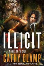 Illicit (Tales of the Sazi, #10)