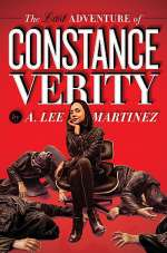 The Last Adventure of Constance Verity (Constance Verity, #1)