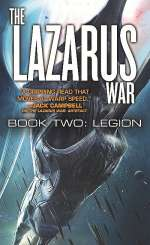 Legion (The Lazarus War, #2)