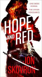 Hope and Red (The Empire of Storms, #1)