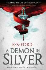 A Demon in Silver (War of the Archons, #1)