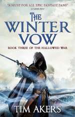 The Winter Vow (The Hallowed War, #3)