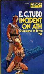 Incident on Ath (Dumarest of Terra #18)