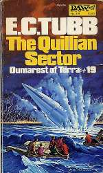The Quillian Sector (Dumarest of Terra #19)