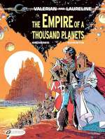 The Empire of a Thousand Planets (Valerian and Laureline, #2)