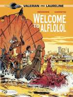 Welcome to Alflolol (Valerian and Laureline, #4)