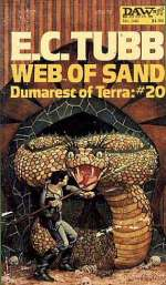 Web of Sand (Dumarest of Terra #20)
