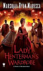 Lady Henterman's Wardrobe (Streets of Maradaine, #2)