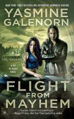 Flight from Mayhem (Fly by Night, #2)