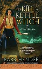To Kill a Kettle Witch (The Mist-Torn Witches, #4)