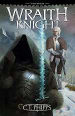 Wraith Knight (Three Worlds, #1)