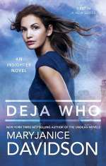Deja Who (Insighter, #1)